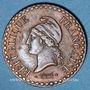 Coins 2e république (1848-1852). 1 centime 1850A