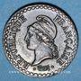 Coins 2e république (1848-1852). 1 centime 1851 A