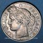 Coins 2e république (1848-1852). 1 franc 1851A