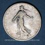 Coins 3e république (1870-1940). 1 franc Semeuse 1903