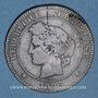 Coins 3e république (1870-1940). 10 centimes Cérès, 1888A