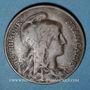 Coins 3e république (1870-1940). 10 centimes Dupuis, 1902