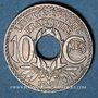 Coins 3e république (1870-1940). 10 centimes Lindauer 1917