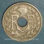 Coins 3e république (1870-1940). 10 centimes Lindauer 1928