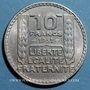 Coins 3e république (1870-1940). 10 francs Turin 1931