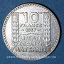 Coins 3e république (1870-1940). 10 francs Turin 1937