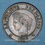 Coins 3e république (1870-1940). 2 centimes Cérès, 1888A