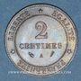 Coins 3e république (1870-1940). 2 centimes Cérès, 1894A