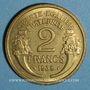 Coins 3e république (1870-1940). 2 francs Morlon 1939