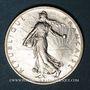 Coins 3e république (1870-1940). 2 francs Semeuse 1913