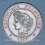 Coins 3e république (1870-1940). 5 centimes Cérès 1897 A. Torche