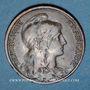Coins 3e république (1870-1940). 5 centimes Dupuis, 1907