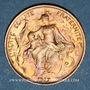 Coins 3e république (1870-1940). 5 centimes Dupuis, 1917