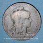 Coins 3e république (1870-1940). 5 centimes Dupuis, 900