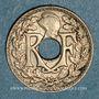 Coins 3e république (1870-1940). 5 centimes Lindauer petit module 1934