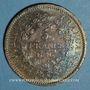 Coins 3e république (1870-1940). 5 francs Hercule 1876 A