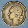 Coins 4e république (1947-1959). 10 francs Giraud 1954B