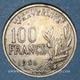 Coins 4e république (1947-1959). 100 francs Cochet 1956B