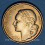 Coins 4e république (1947-1959). 50 francs Giraud 1951 B