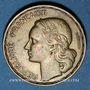 Coins 4e république (1947-1959). 50 francs Giraud 1952 B