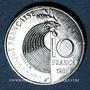 Coins 5e république (1959-) 10 francs 1986 Schuman