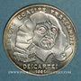 Coins 5e république (1959- ). 100 francs 1991 Descartes