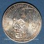 Coins 5e république (1959- ). 100 francs 1992, Jean Monnet