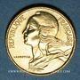 Coins 5e république (1959- /). 5 centimes Marianne 1972