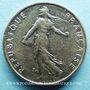 Coins 5e république (1959- ). 50 centimes Semeuse 1967