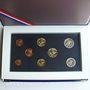 Coins 5e république (1959- ). Série FDC euro 2002 BE