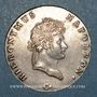 Coins Allemagne. Westphalie. Jérôme Napoléon (1807-13). 2/3 taler 1812C. Clausthal