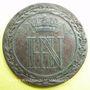 Coins Allemagne, Westphalie, Jérôme Napoléon (1807-13), 20 cmes 1812C Cassel