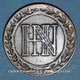 Coins Allemagne. Westphalie. Jérôme Napoléon (1807-1813). 5 cmes 1809C. Cassel