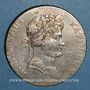 Coins Allemagne. Westphalie. Jérôme Napoléon (1807-1813). Taler, 4e type, 1811C. Cassel