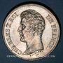 Coins Charles X (1824-1830). 5 francs 1826 D. Lyon