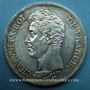 Coins Charles X (1824-1830). 5 francs 1826 W. Lille