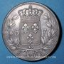 Coins Charles X (1824-1830). 5 francs, 1er type, 1826A