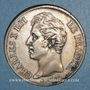 Coins Charles X (1824-1830). 5 francs 2e type 1827A