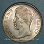 Coins Charles X (1824-1830). 5 francs 2e type 1830A