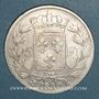 Coins Charles X (1824-1830). 5 francs 2e type 1830K. Bordeaux