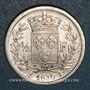 Coins Charles X (1834-1830). 1/2 franc 1830A