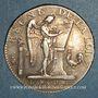 Coins Constitution (1791-1792). 1/2 écu de 3 livres type FRANCOIS 1792 A. 2e semestre