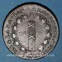 Coins Constitution (1791-1792). 12 deniers 1791°MA°. Marseille. Cuivre. Type FRANCOIS