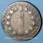 Coins Constitution (1791-1792). 12 deniers 1791A. Type FRANCOIS