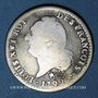 Coins Constitution (1791-1792). 15 sols 1792W. Lille, 2e sem