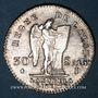 Coins Constitution (1791-1792). 30 sols 1791I. Limoges, 2e semestre, type FRANCOIS