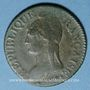 Coins Consulat (1799-1804). 5 centimes an 9 BB. Strasbourg