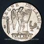 Coins Convention (1792-1795). 1/2 écu de 3 livres constitutionnel 1793 A,  type FRANCOIS. 1er sem