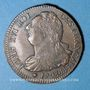 Coins Convention (1792-1795), 2 sols constitutionnel 1793BB, an 5 Strasbourg. Type FRANCAIS