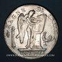 Coins Convention (1792-95). Ecu de 6 livres constitutionnel 1793A,  type FRANCOIS